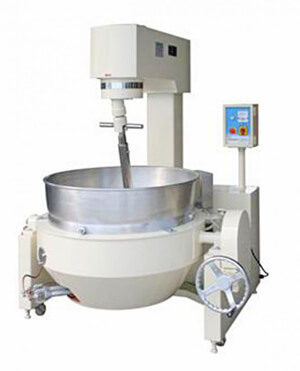 Cooker & Airtight Steam Mixer