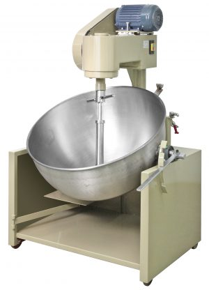 Directly gas heated Cooker Mixer - Taiwan