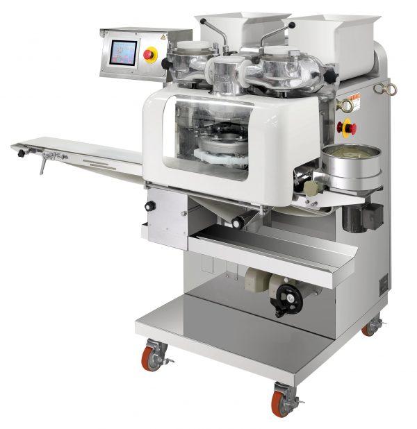 Encrusting Machine rheon