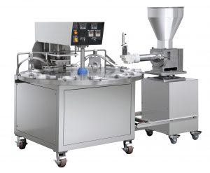 Semi Auto Curry Puff Machine