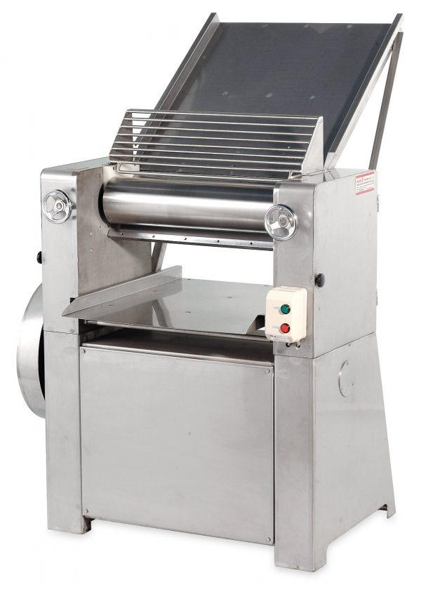 Semi auto dough roller MBE-340