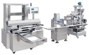 multifunction encrusting machine
